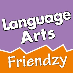 Language Arts Friendzy – K-8 Grade Reading Games