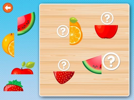 Логика: игры, пазлы для малышей и детей бесплатно для iPad