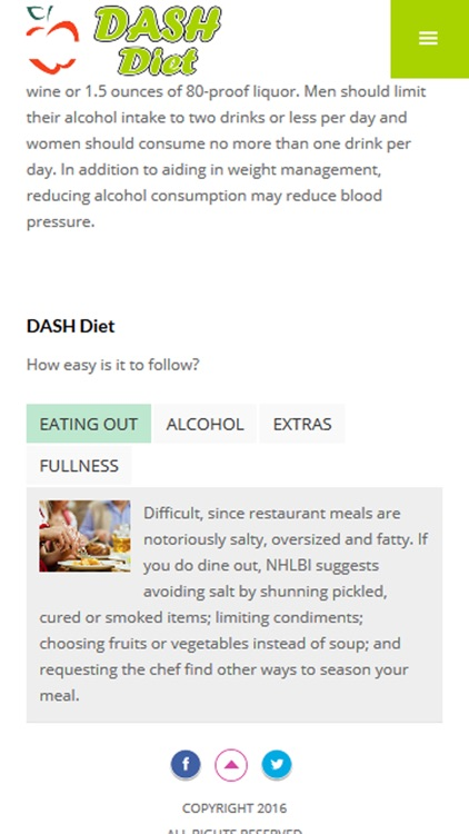 DASH Diet Plan for Healthy Weight Loss screenshot-2