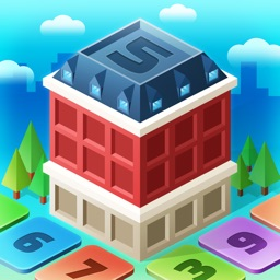 My Little Town : Number Puzzle Game