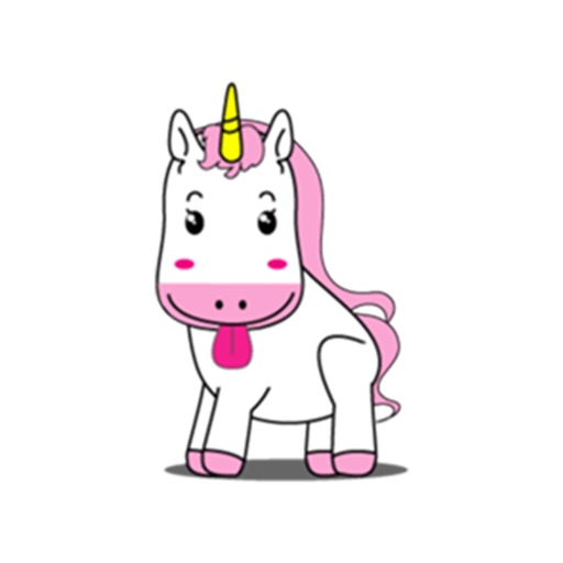 Unicorn Sweet Sticker