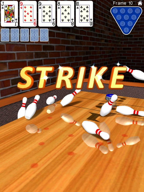 10 Pin Shuffle for iPad screenshot-2