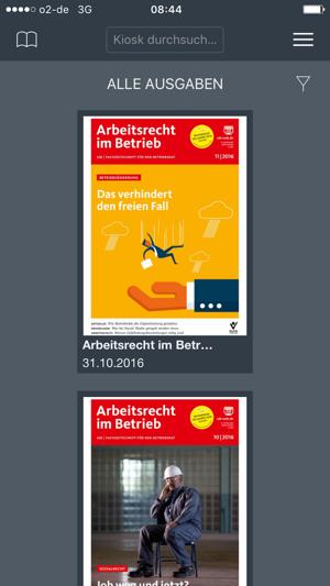 Arbeitsrecht Im Betrieb Im App Store