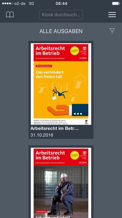 Arbeitsrecht Im Betrieb By Bund Verlag