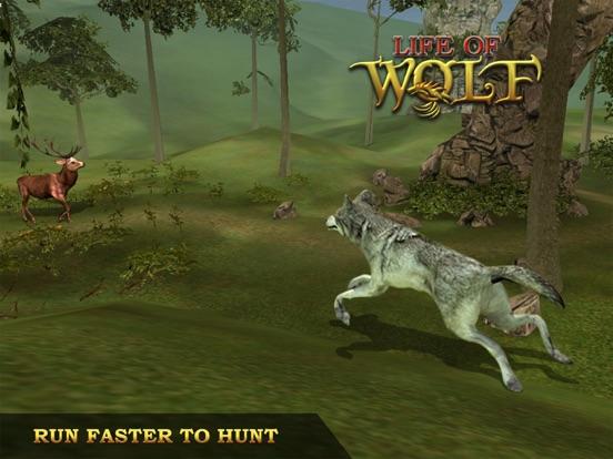 Скачать игру Волк: волки охота симулятор жизни корма и расти