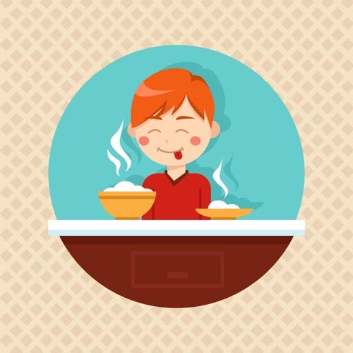 Kids Recipes: Food recipes, cookbook, meal plans