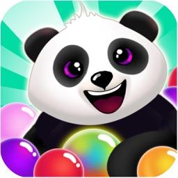 Rescue Panda - Candy Ball Shooting