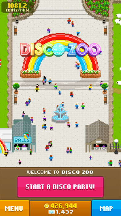 Disco Zoo ScreenShot0