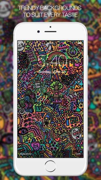 Doodle Wallpapers – Doodle Arts & Backgrounds HD screenshot-3