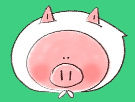 Super busy piggy