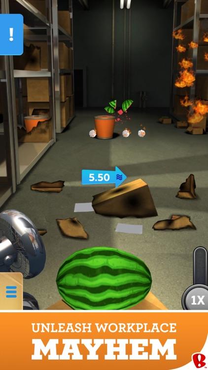 Paper Toss Boss screenshot-3