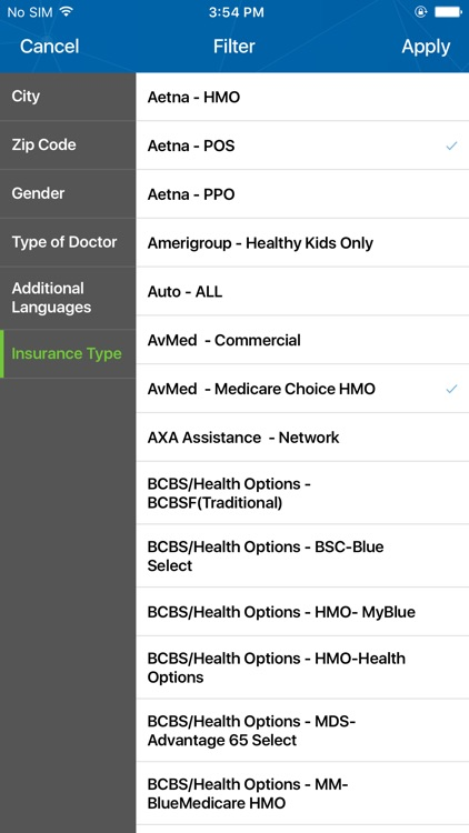 Memorial Physician Group screenshot-4