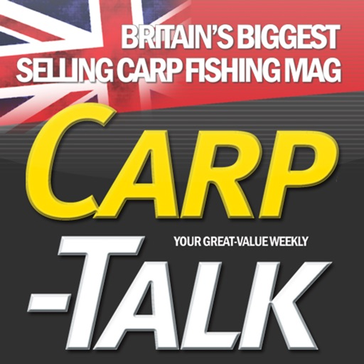 Carp-Talk – UK's top selling carp fishing magazine icon