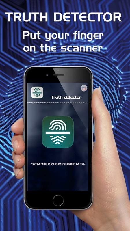 Lie Detector - Truth Detector Fake Test Prank App - Online Game Hack
