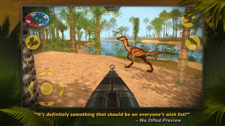 Carnivores: Dinosaur Hunter Pro screenshot-4