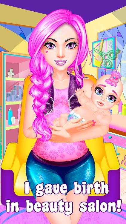 Pregnant Girl Extreme Emergency ChildBirth Free