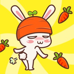 Radish Rabbit − NHH Stickers