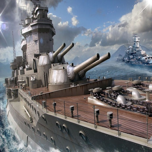 Battleship Career Combat Sea - Fast-paced naval warfare!