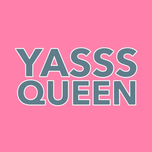 Yasss Queen Sticker Pack