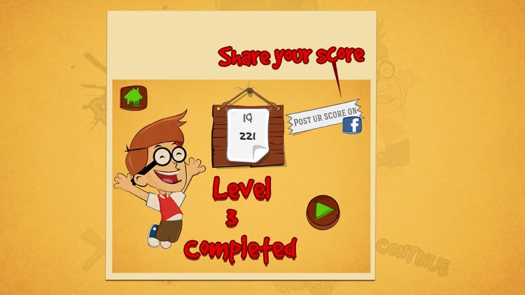 The Unbeatable Game - IQ screenshot-3
