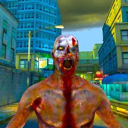 Zombie City : Assault of Anarchy Escape War 3D
