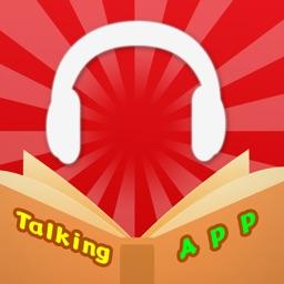 Bilingual Audio Story Talking-App