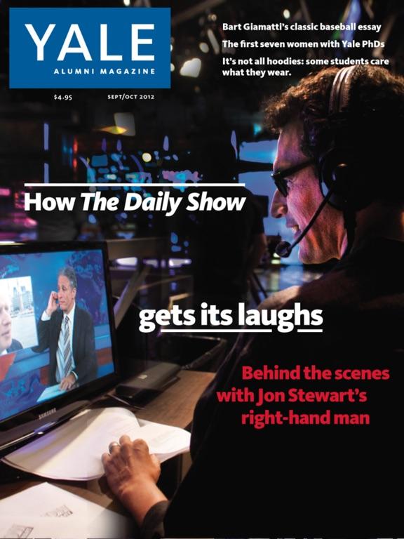 Yale Alumni Magazine-ipad-1