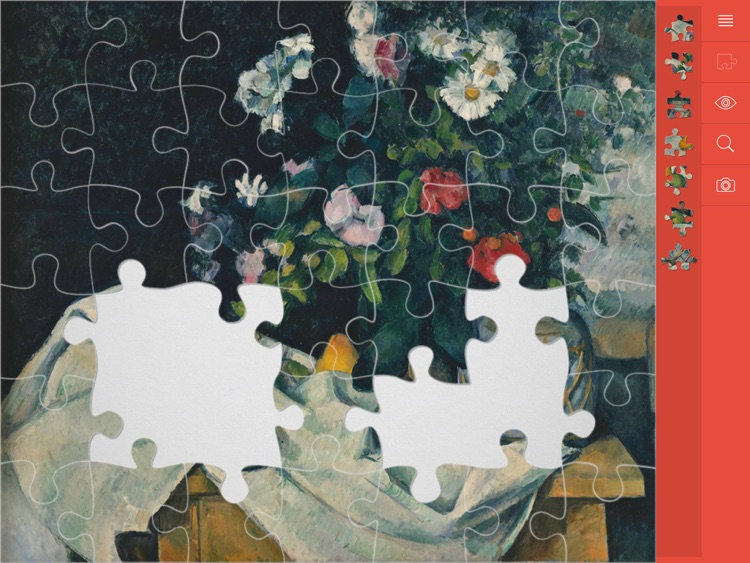 Jigsaw Puzzles Art screenshot-0