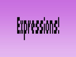 Expressions 8-Bit Stickers for iMessage