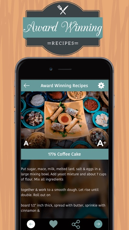 Best Award Winning Recipes screenshot-3