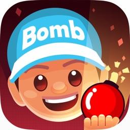 Mr Bomb Merged, BOOM! ( Legendary Bomber Ninja )