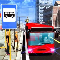 Urban Transport : Bus Game