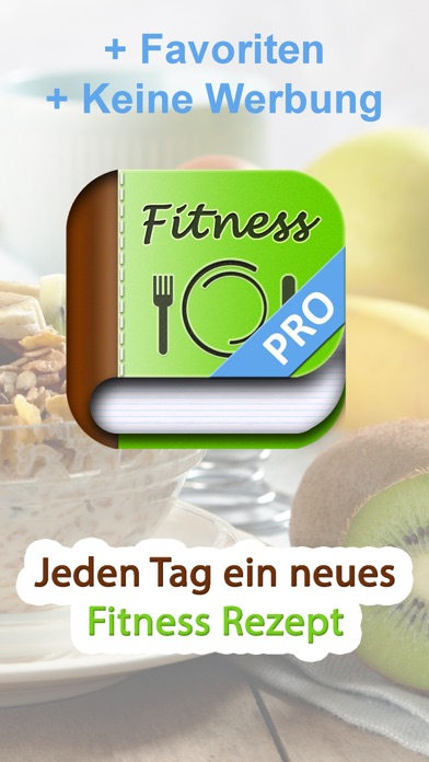 Screenshot for Fitness Rezept des Tages PRO - Gesunde Rezepte in Finland App Store