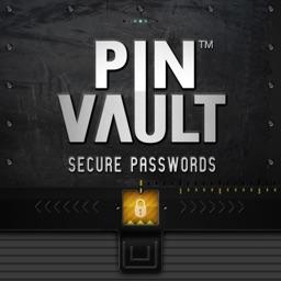 PIN VAULT - Secure Passwords