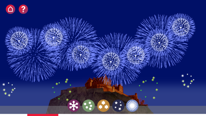 VM Fireworks screenshot two