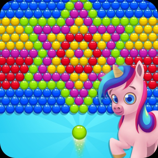 Bubble Shooter Unicorn