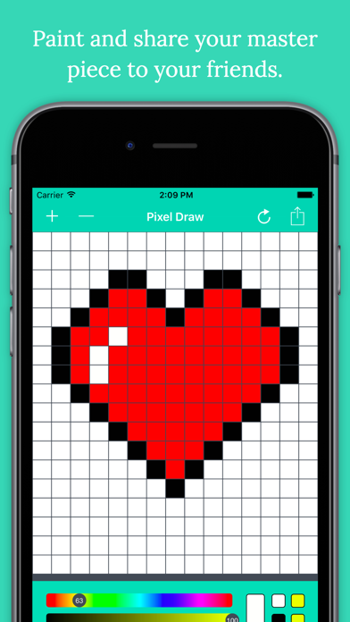 Pixel Art Maker – Make and Draw Pixel Image