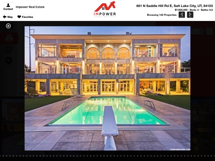 IMPOWER Real Estate for iPad screenshot-4