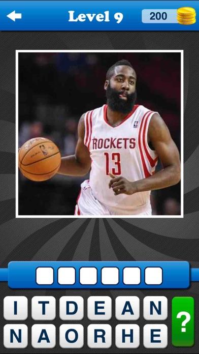 Whos the Player? Basketball Quiz NBA 2K17 Jam Game App ...