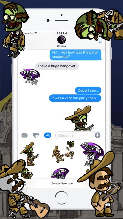Zombie Serenade screenshot-3