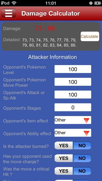 PokéTools for Pokemon screenshot-4