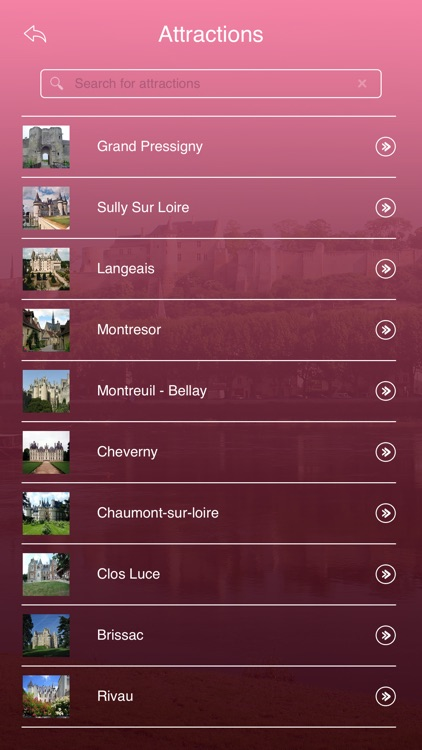 Loire Valley Tourist Guide screenshot-2