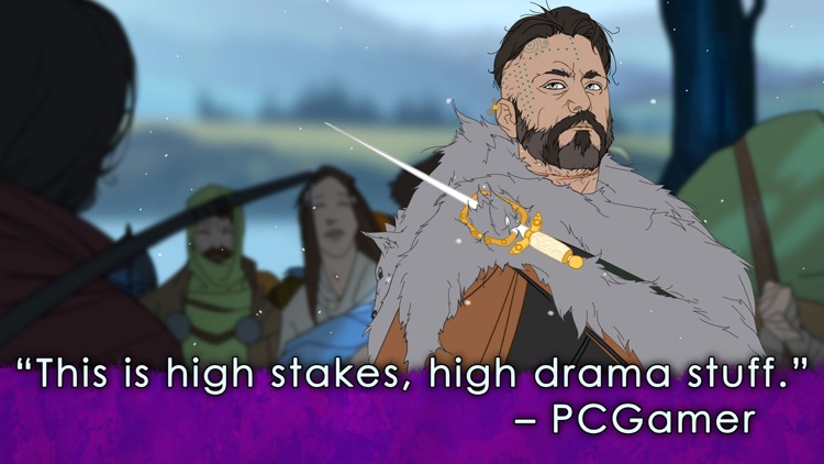 Banner Saga 2 screenshot-3