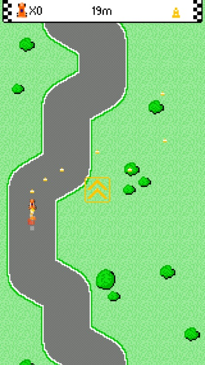 Pix Racer: fury pixel car drift racing game