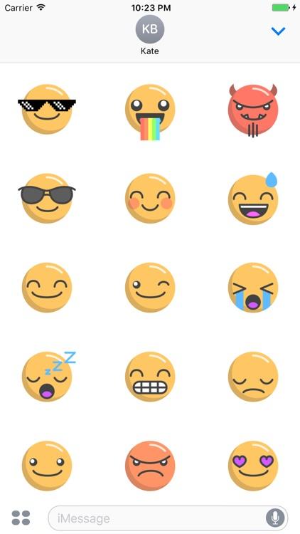 Super Smiley Emoticons