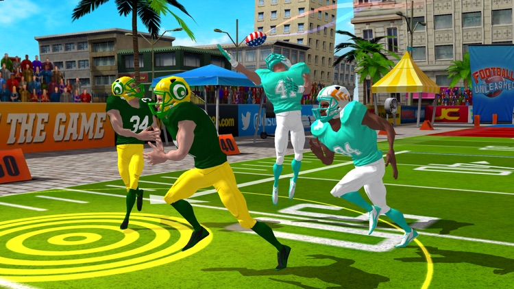 Football Unleashed screenshot-3