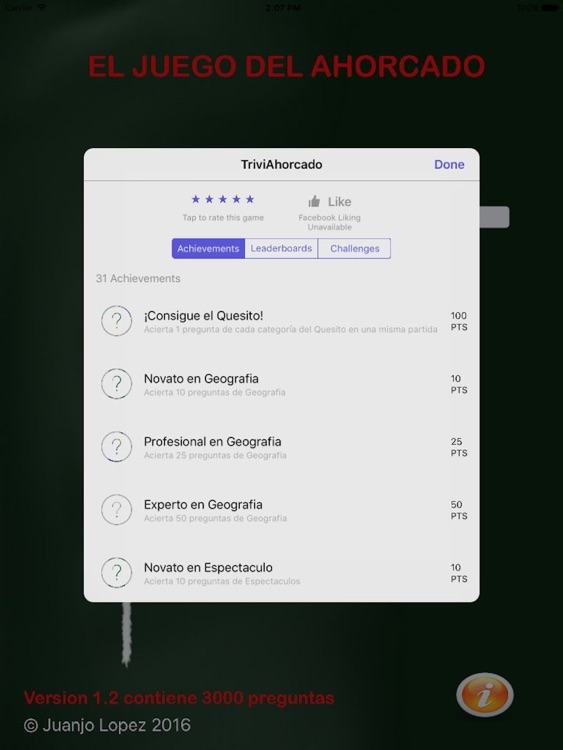 TriviAhorcado screenshot-3