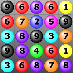 Numbers Addict Free Candy Splash