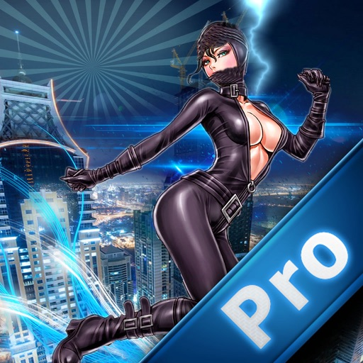 A Woman Ninja PRO - Celebrity Hero Super