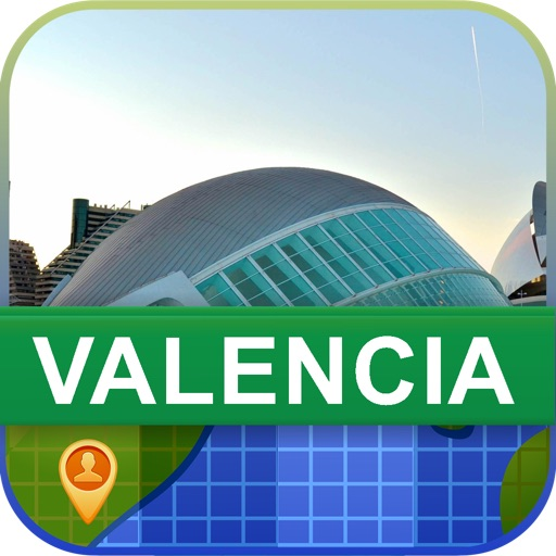 Valencia, Venezuela Map - World Offline Maps